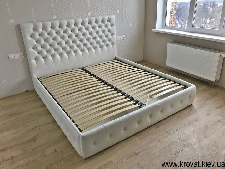 изготовление кроватей без ножек на заказ