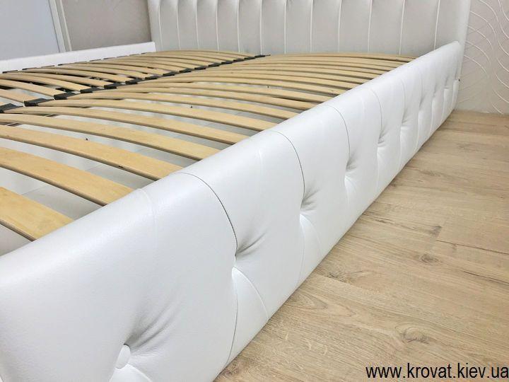 двуспальная кровать без ножек на заказ
