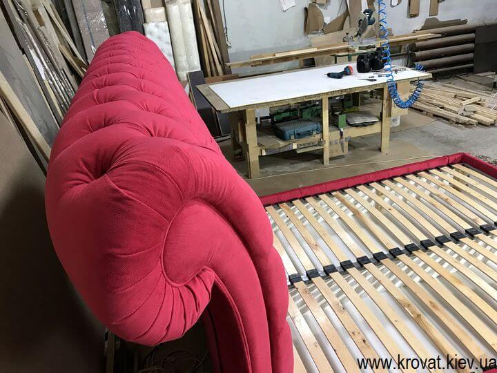 кровать в стиле классика Италия на заказ