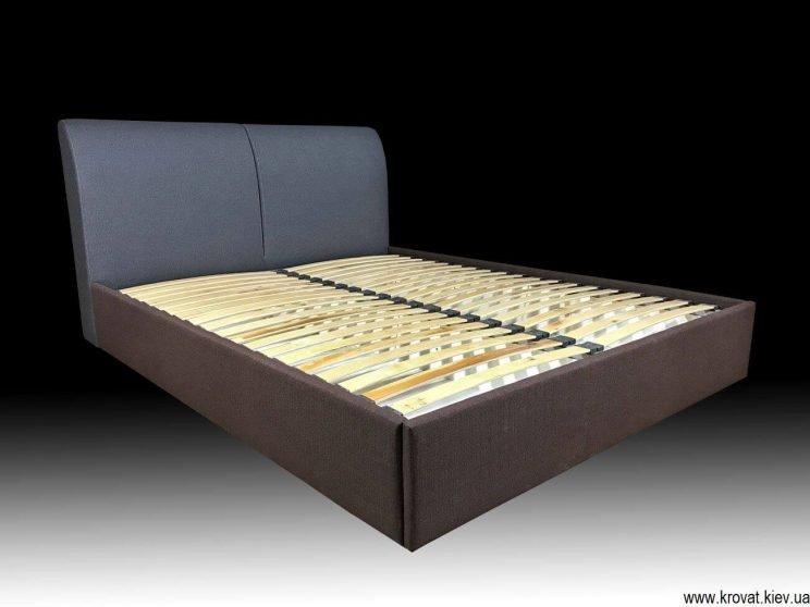 ліжко з м'яким підголовником на замовлення