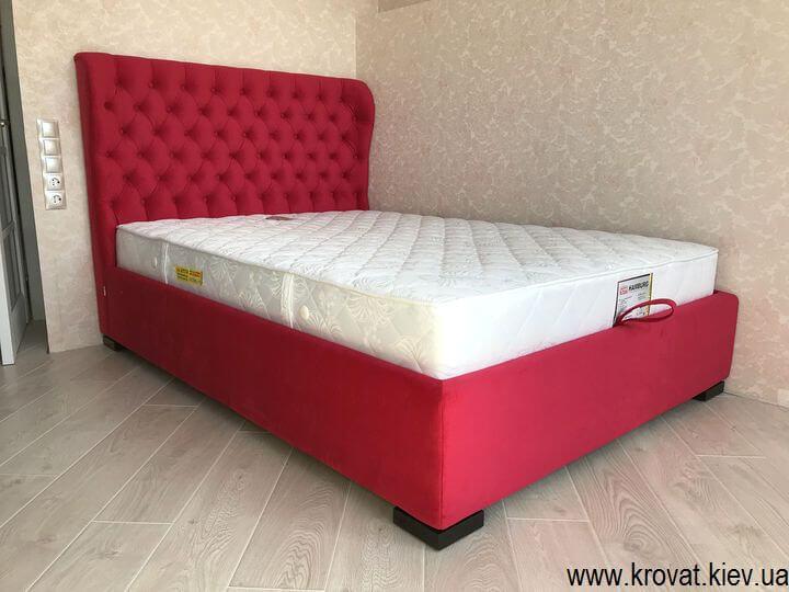 кровать с подъемным механизмом 140х200