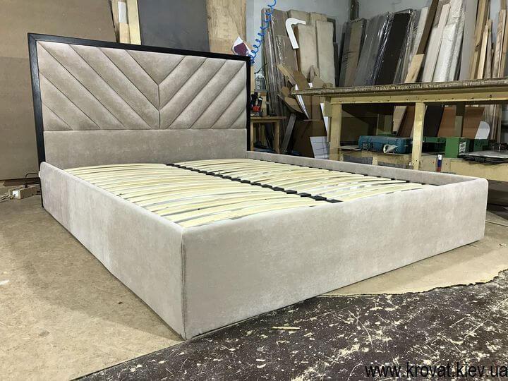 Двуспальная кровать Стокгольм на заказ