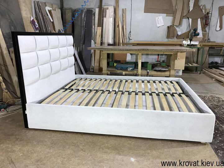 двоспальне ліжко з підйомним механізмом на замовлення
