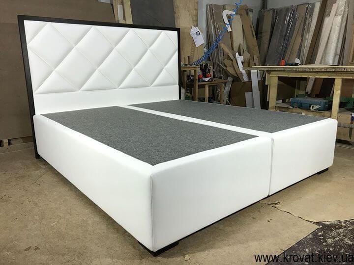 современная кровать на заказ