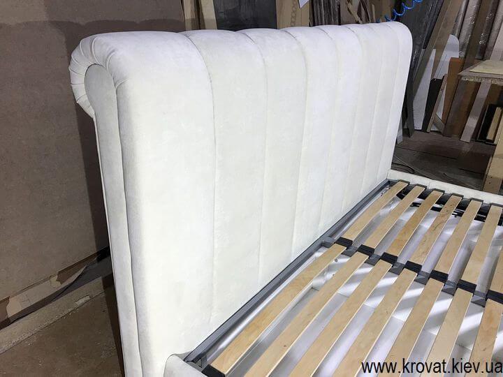 изготовление стильных кроватей на заказ