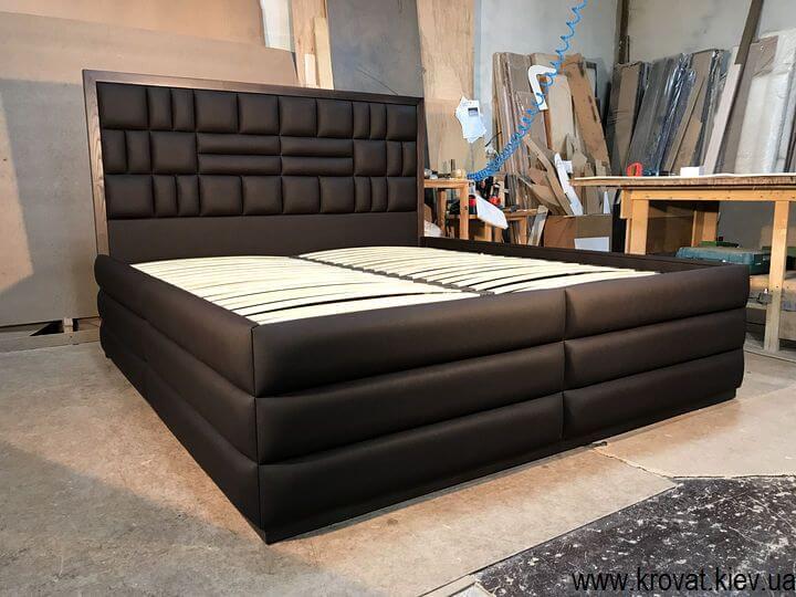 высокая кровать американский стандарт на заказ