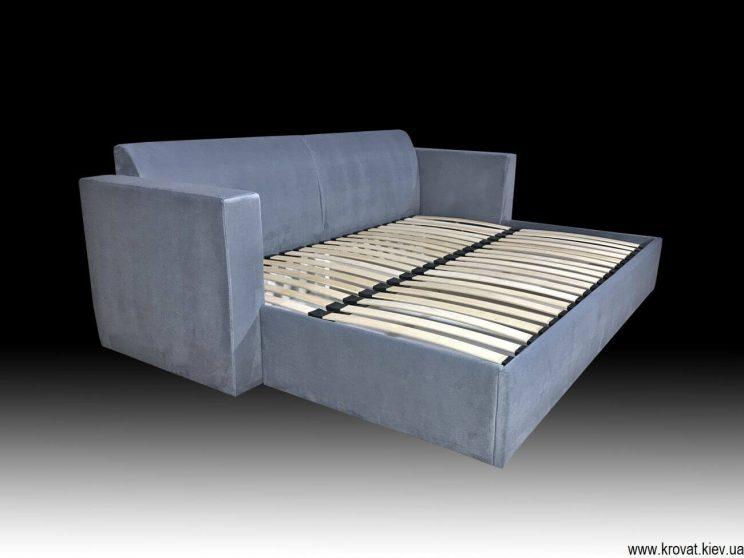 диван-ліжко з ортопедичним матрацом на замовлення