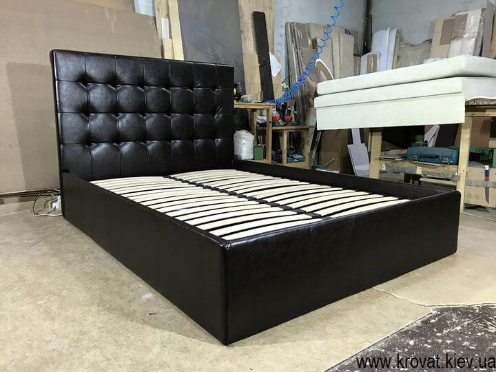 ліжко полуторка в спальню на замовлення