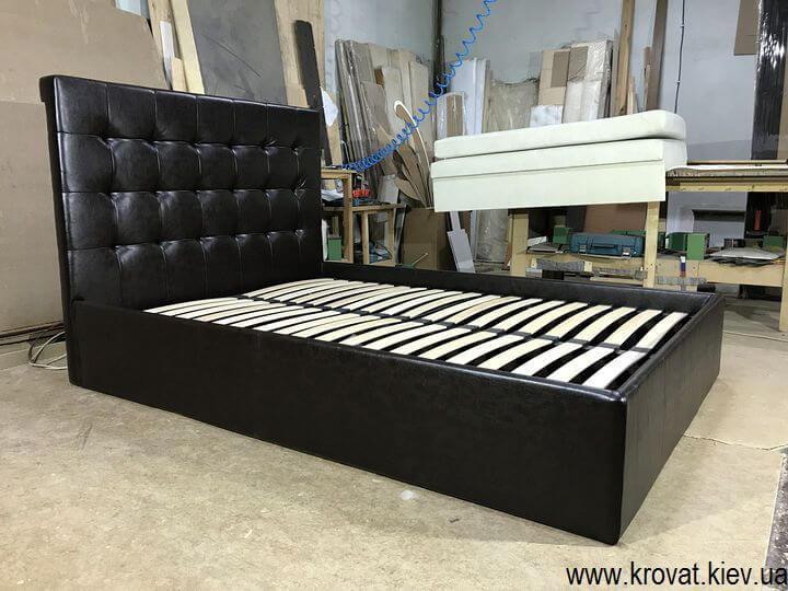 ліжко полуторка на замовлення