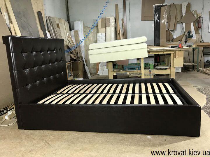 кровать полуторка с подъемным механизмом на заказ