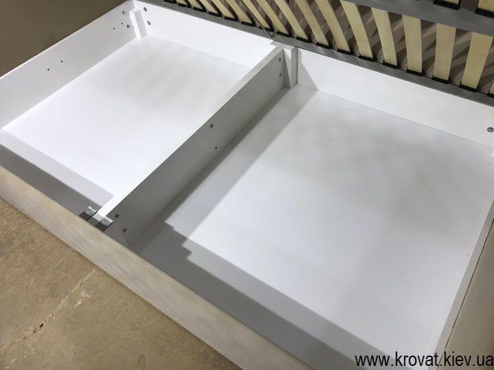 диван с ровным спальным местом на заказ