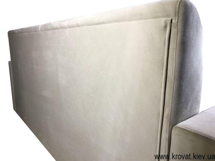 диван-кровать с ящиком для белья на заказ