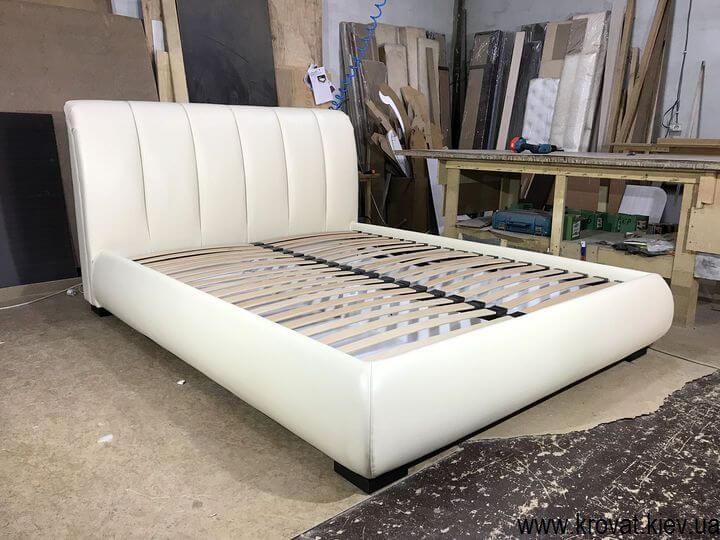 ліжко євро розмір на замовлення