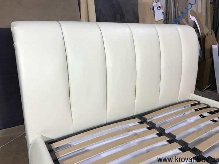 двоспальне ліжко євро розмір 180х200 на замовлення