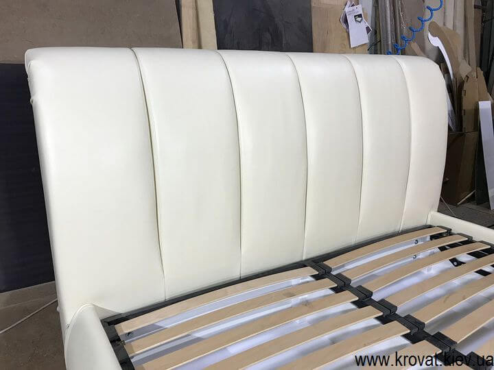 двуспальная кровать евро размер 180х200 на заказ