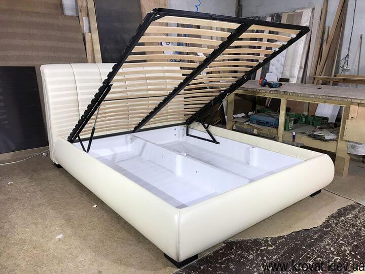 двоспальне ліжко євро розмір на замовлення