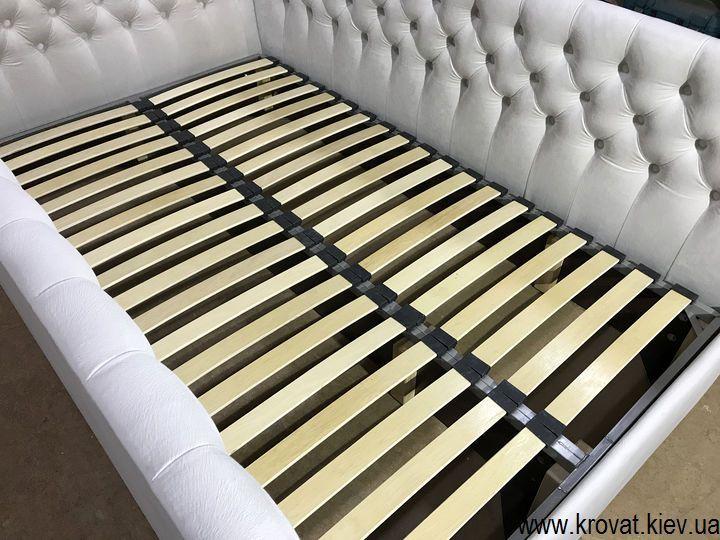 изготовление мягких кроватей с бортами на заказ