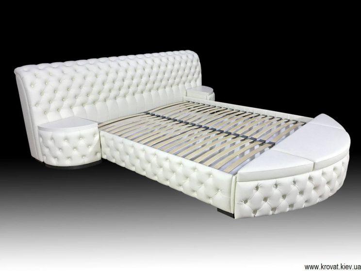 величезне ліжко розміром кінг сайз на замовлення