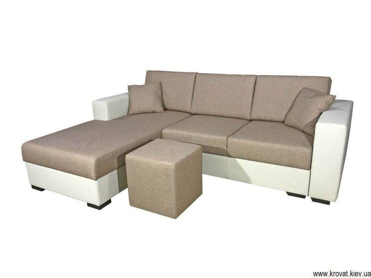 спальний кутовий диван