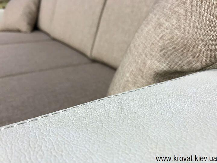 раскладывающийся угловой диван на заказ