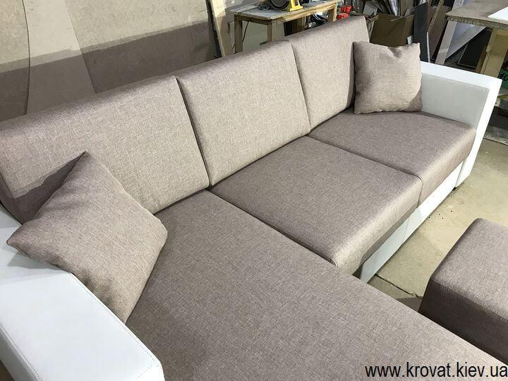 спальные угловые диваны на заказ