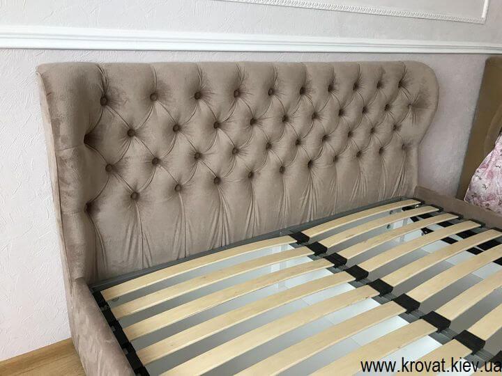 низьке узголів'я ліжка на замовлення