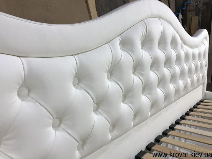 изготовление кроватей с бортиком на заказ