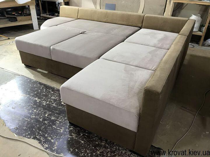 изготовление раскладных диванов на заказ
