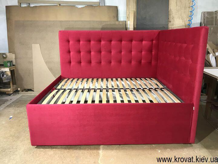 высокая кровать на заказ в Киеве