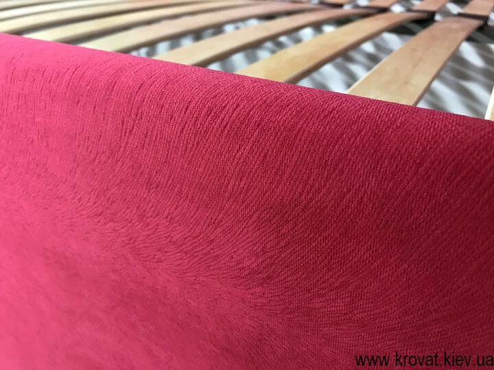 красная кровать на заказ