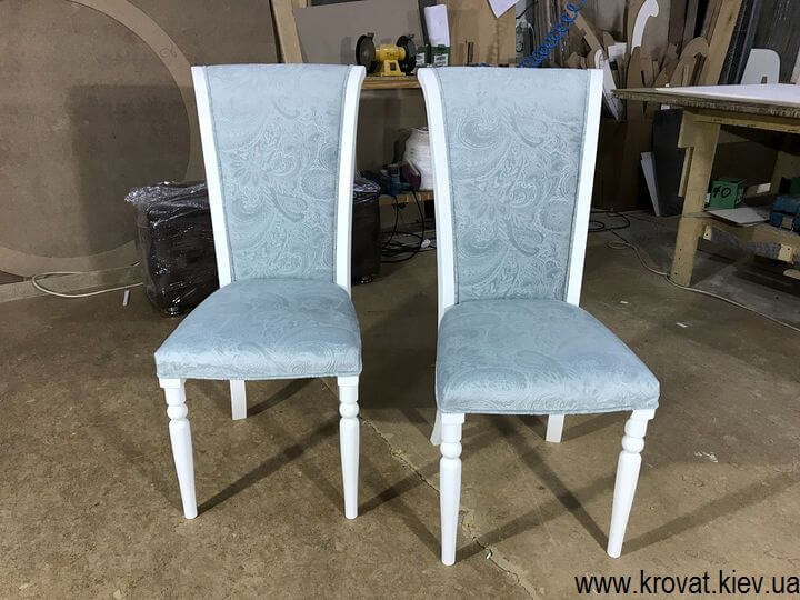 стулья из дерева на заказ