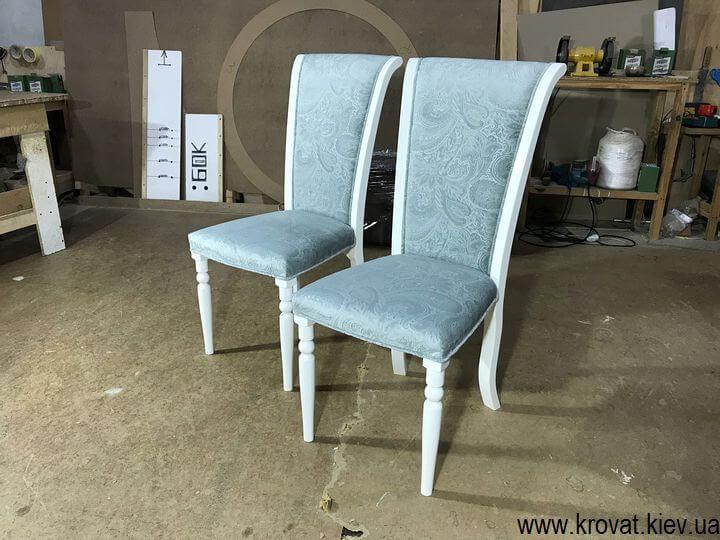 классические деревянные стулья на заказ