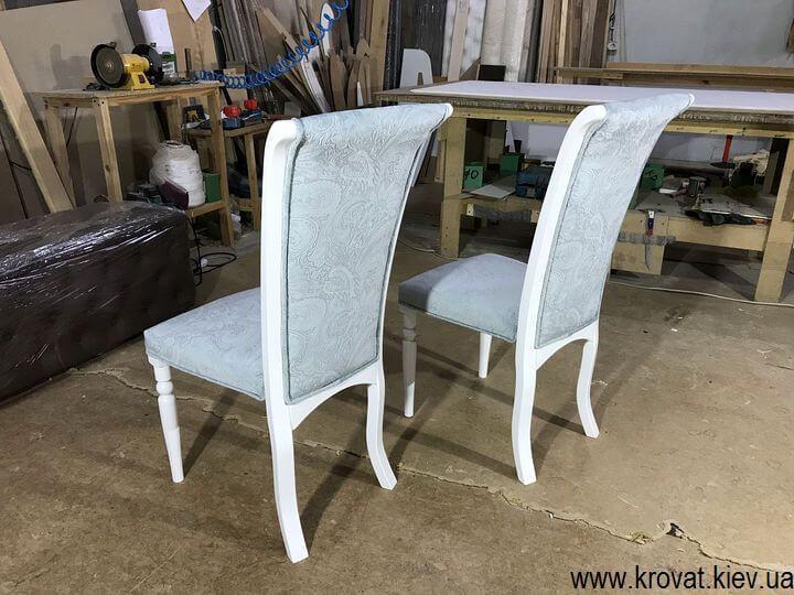 деревянные стулья для гостиной на заказ