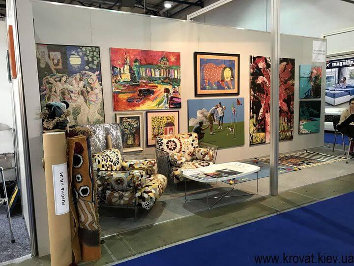 Выставка мебелиDesign Living Tendency 2018
