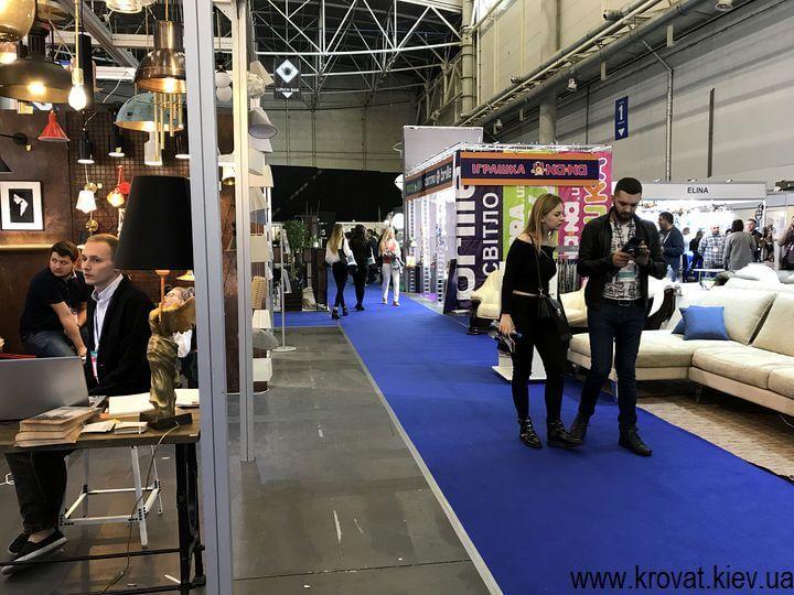 выставка мебели 2018 Украина
