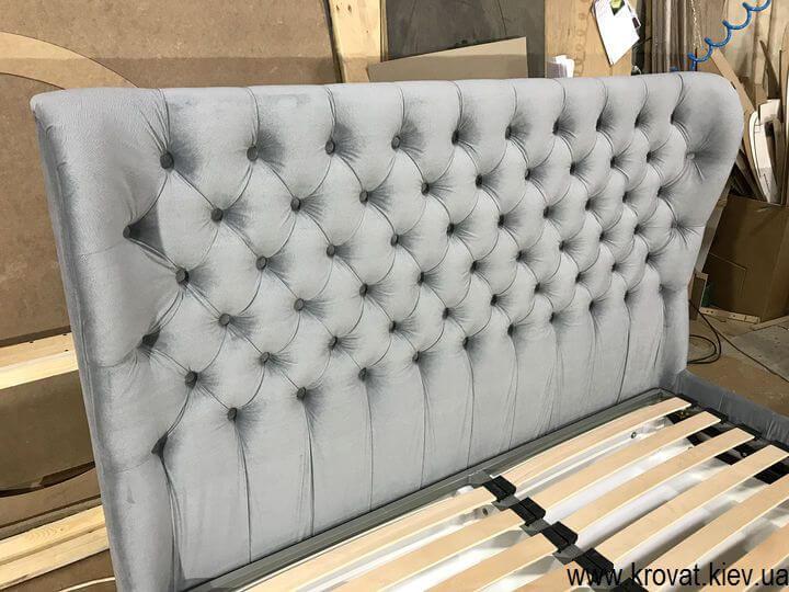 двухместная кровать с ушками на заказ