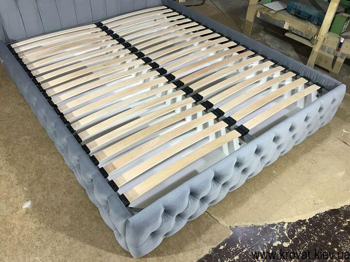 изготовление двухместных кроватей на заказ