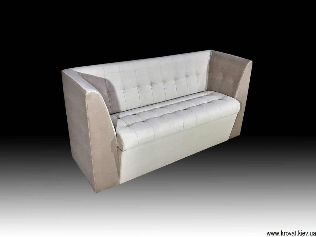 двухместный диван для кафе на заказ в Киеве