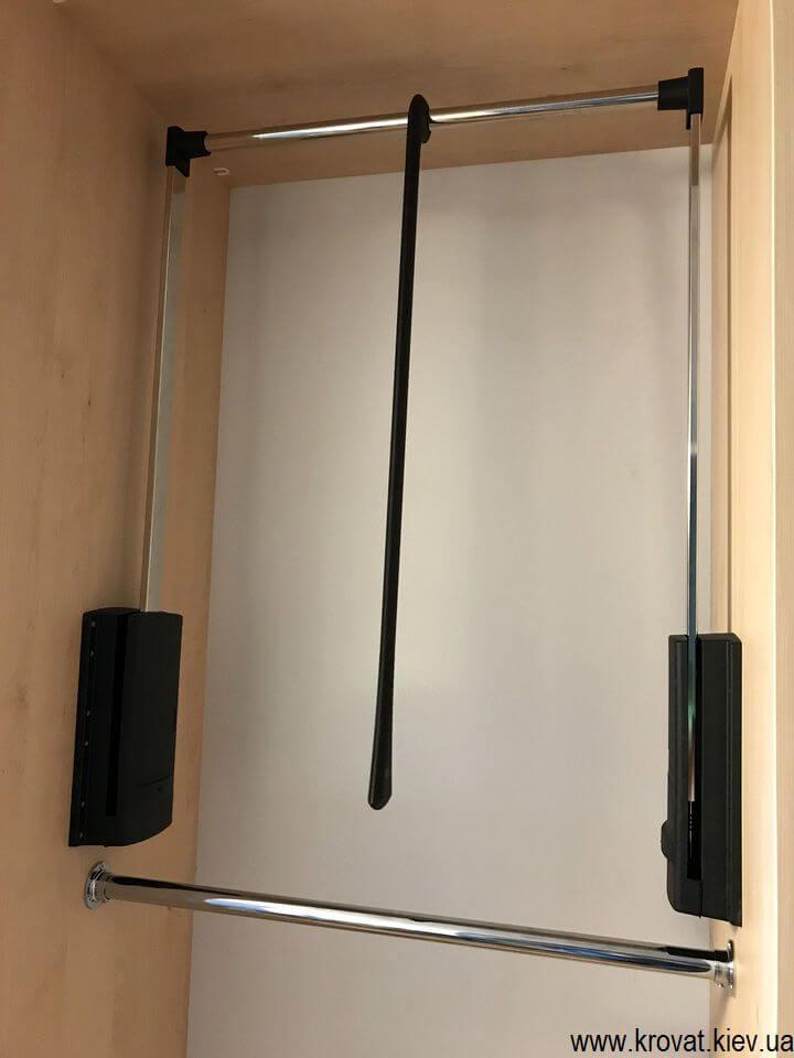 как сделать шкаф-купе своими руками с пантографом