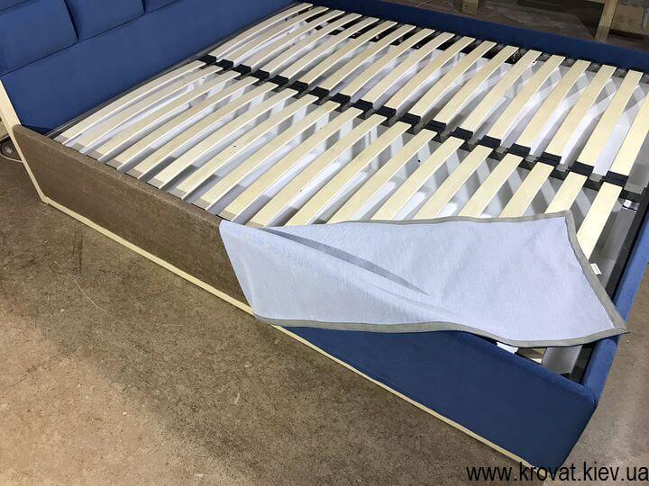подіум ліжка зі знімним чохлом на замовлення