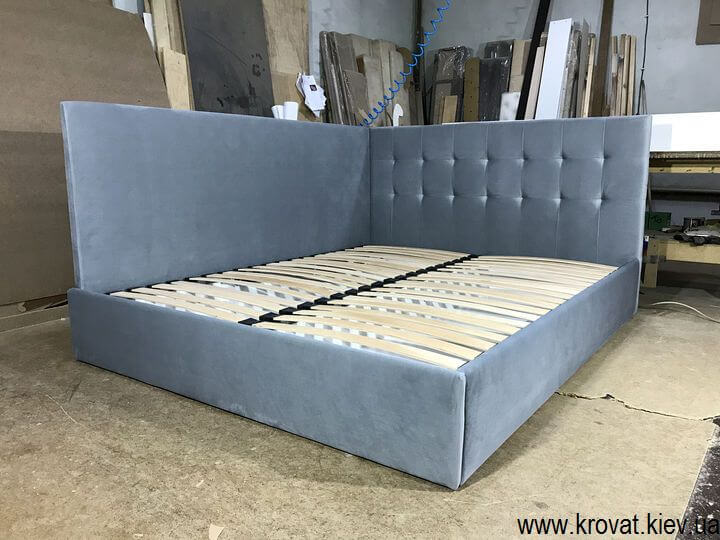 ліжко в ніші