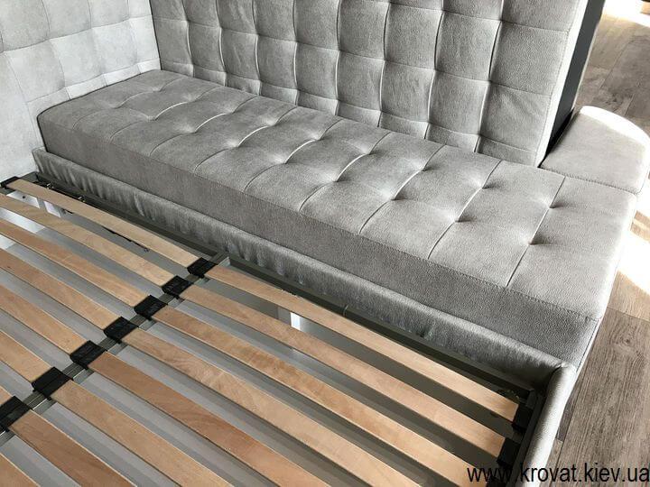 мягкий пуф для спальни на заказ