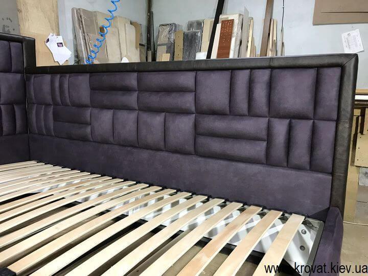 угловая кровать 200х220 спальное место на заказ