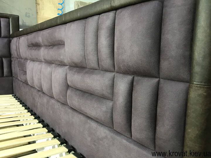 угловые кровати от производителя в Киеве на заказ
