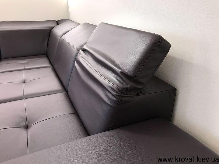 кутовий диван на замовлення
