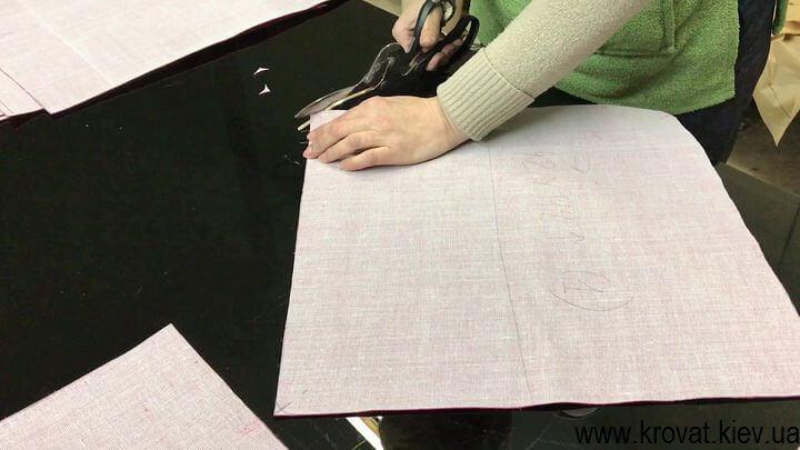 как сделать мягкий пуфик для прихожей своими руками