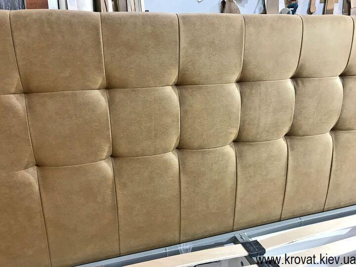 кровать со спинками с 3 сторон на заказ