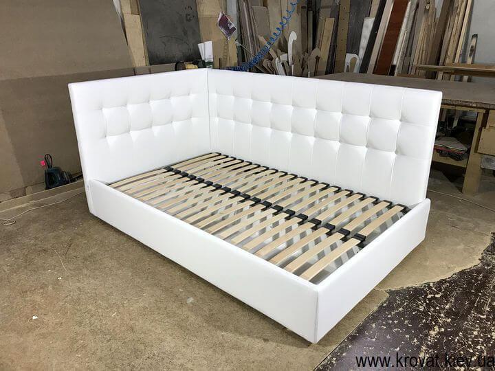 полуторная кровать для подростка на заказ
