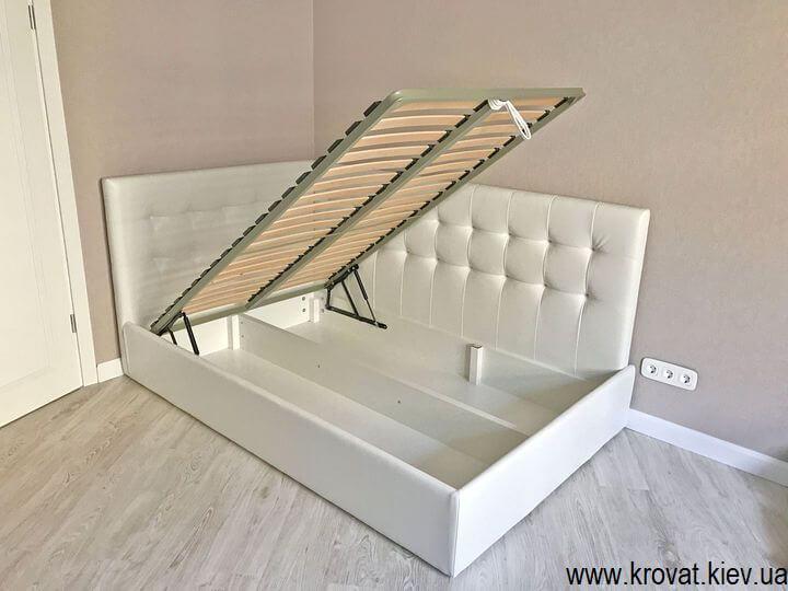 кровать для подростка с подъемным механизмом на заказ