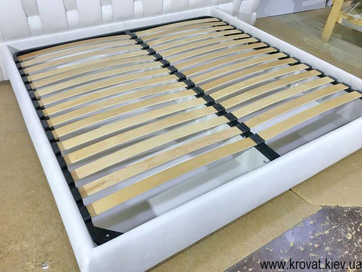 элитная кровать с подъемным механизмом на заказ